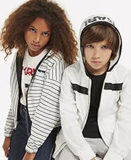Childrens Silver Jeans Clothes