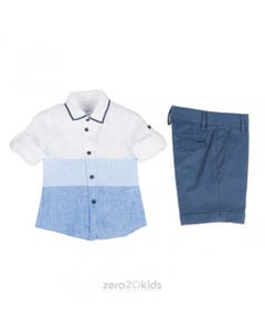 SHIRT & SHORTS SET