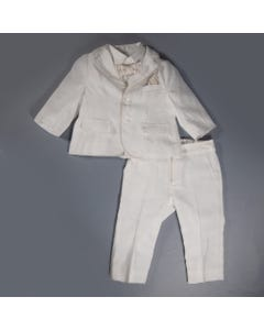 IVORY 4PC JACKET SET