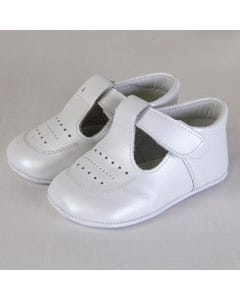 WHITE PEARL SHOES