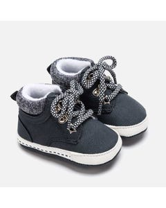 MAYORAL BOOTIES NAVY LACE TIE Sizes 15-19 | 9212087 NAVY