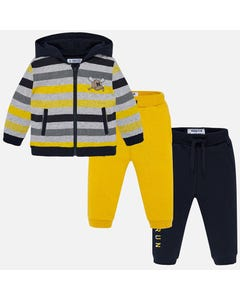Mayoral Boys Tracksuit Set Size 6M-36M | 2844 077 Navy