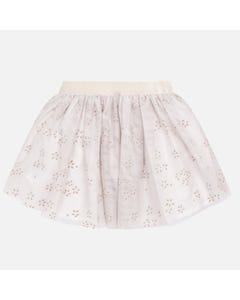 Mayoral Girls Tulle Skirt Size 2-9 | 4901 Beige
