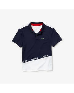 Lacoste Boys Short Sleeve Polo Size 4-14 | DJ 9468 Navy