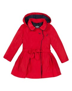 Catimini Girls 3 In 1 Coat Size 2-10 | CP44165 36 Red