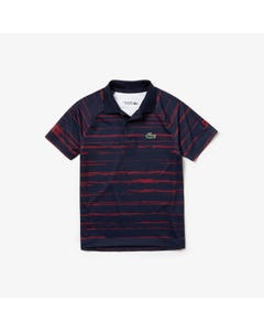 Lacoste Boys Short Sleeve Polo Size 4-16 | DJ 9462 Navy