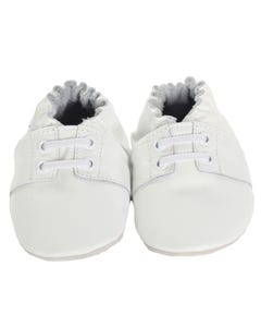 Robeez Boys Special Occasion Shoes Size 6m-24m | R308312 White