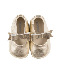 Robeez Girls Special Occasion Shoes Size 3m-12m | R9123814 Gold