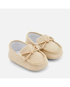 Mayoral Boys Moccasin Shoe Size 16-18 | 9206 049 Tan