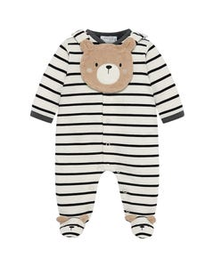 Mayoral Boys Cream Sleeper Size 1m-18m | 2726 Cream