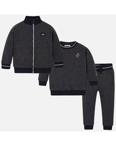 Mayoral Boys Tracksuit Set Size 2-9 | 4805 Grey