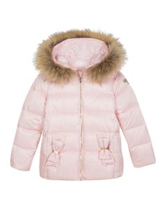 Lili Gaufrette  Girls Down Jacket Size 2-10 | GP42042 302 Pink