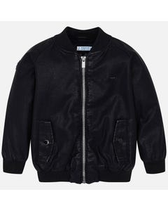 Mayoral Boys Bomber Jacket Size 2-9 | 4440 026 Black