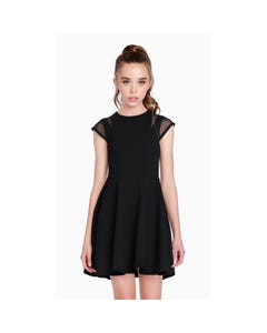 Sally Miller Girls Black Dress Size 8-14 | 3309 Black