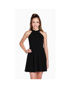 Sally Miller Girls Black Dress Size 8-14 | 3315 Black