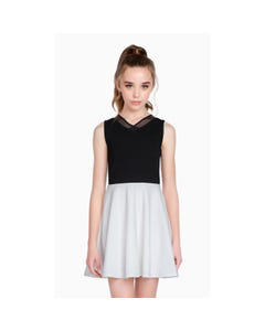 Sally Miller Girls Black Dress Size 8-14 | 3352 Black