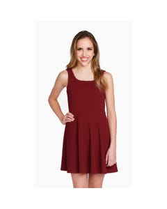 Sally Miller Girls Ruby Dress Size 8-14 | 3381 Red