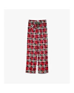 Hatley Girls Womens Holiday Plaid Pants Size XS-XL | PA8WIM0209 Plaid