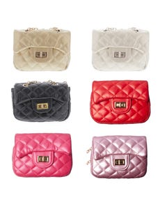 Doe a Dear inc Girls Purse Size One Size | B6609-A Multi