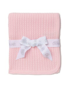 Little Me Girls Blanket Size OS | LL701726N Pink