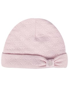 Patachou Girls Pullon Hat Pink Brim Criss Cross Print Size T1-T2 | Baby Sun Hats 3133002 Pink