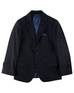 3 PC SUIT NAVY SOLID