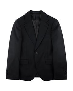 3 PC SUIT BLACK HUSKY SOLID