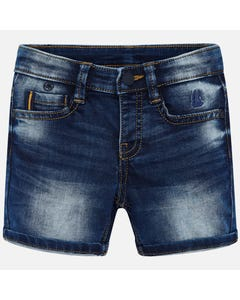 SHORT DENIM LIGHT SOFT
