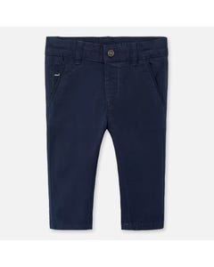 PANT NAVY TWILL CHINO SLIM