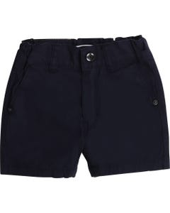 BOSS Boys Navy Bermuda Shorts Size 6m-3 | J04358 Navy