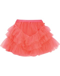 Billieblush Girls Tulle Sparkle Layer Dress Size 2-10 | 13245 Fuschia