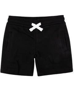 WLKN Boys Sweat Shorts Black Size 2-14 | 20SP SJ02 Black