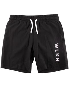 WLKN Boys Board Shorts Black Size 2-14 | 20SP BSJ01 Black
