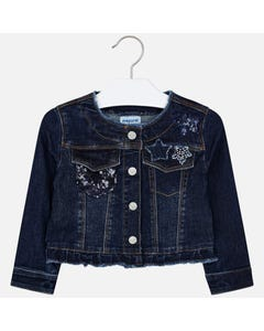 JACKET DENIM DARK