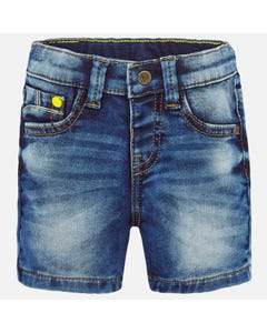 SHORT DENIM DARK