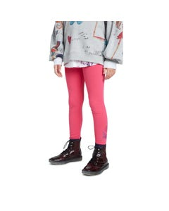 Desigual Girls Legging Fuschia Butterfly Print Size S-XL | Baby Girl Leggings GKK03 Fuschia
