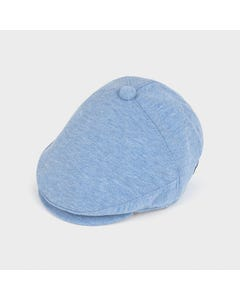 Mayoral Boys Knit Cap Light Blue  Size 40-48 | Infant Hats 9378 Blue