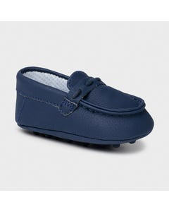 Mayoral Boys Shoe Navy Moccasins Size 15-19 | Baby Shoes 9394 Navy