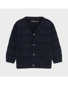 Mayoral Boys Navy Cardigan Knitted Dressy Size 6m-36m | Sweaters For Babies 1343 Navy