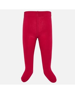 Mayoral TIGHTS RED KNIT Sizes 6m-24m | 10628 RED