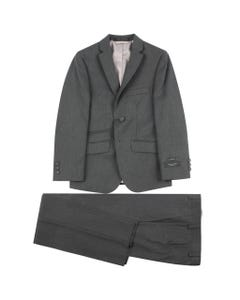 SUIT MID GREY SKINNY FIT MARC NEW YORK