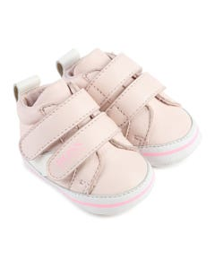 BABY SHOE LIGHT PINK