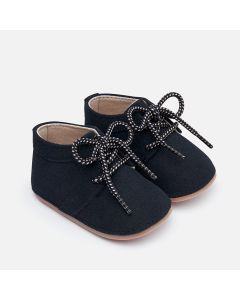 Mayoral Boys Baby Bootie Size 15-19 | 9208 Navy