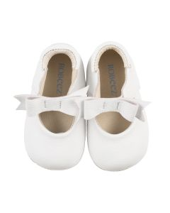 Robeez Girls Special Occasion Shoes Size 3m-12m | R9123120 White