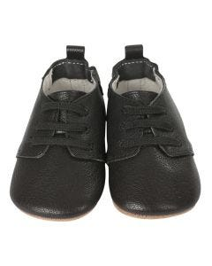 Robeez Boys Oxford Shoes Size 3m-12m | R70741101 Black