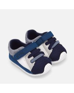 Mayoral Boys Blue Trainer Size 15-19 | 9211 083 Blue