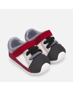 Mayoral Boys Trainer Shoe Size 16-18 | 9211  082 Red