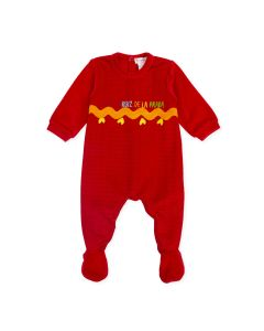 Agatha Ruiz de la Prada Girls Sleeper Size 1m-12m | 8090W19 R00 Red
