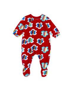 Agatha Ruiz de la Prada Girls Sleeper Size 1m-12m | 8093W19 ROO Red