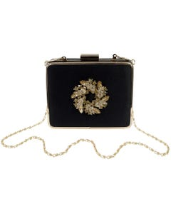 BLACK SQUARE PURSE